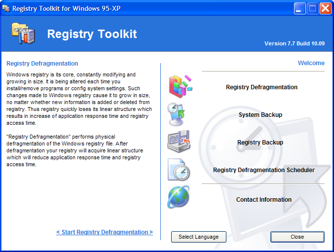 Advanced Registry Doctor Pro 8.8  Build 08.21 Ekran Görüntüleri - 2